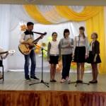 отчетный концерт объединения Золотые струны