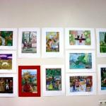 открытие выставки-конкурса декоративно-прикладной