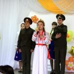 конкурс патриотической песни, посвящённый 71-годовщине Великой Победы