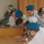 Парад младших войск