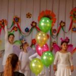 группы детского хореографического ансамбля