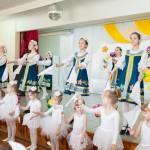 Праздник радости и танца состоялся в танцевальной студии «Вдохновение»