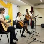 Конец учебного года отчетный концерт