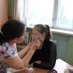Дню защиты детей и открытию смены в летних пришкольных лагерях