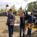 9 Чемпионата Волгоградской области по воздушному радиобою