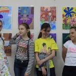 Выставка Мир, труд, май!