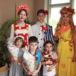 праздник для будущих первоклассников и их родителей