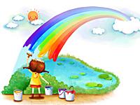 Объединение «Радуга красок»